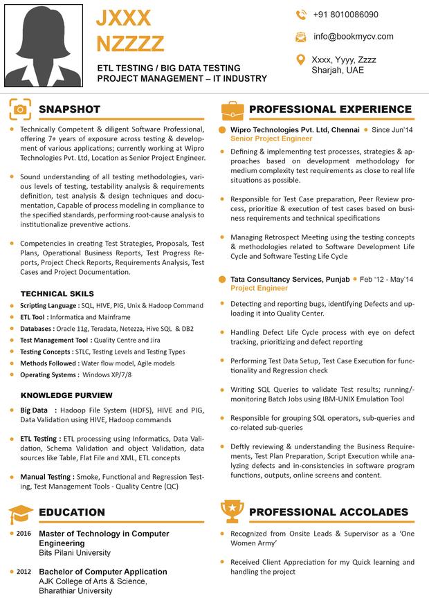 Professional resume writing services in mumbai